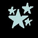 Blue shadowed stars.png