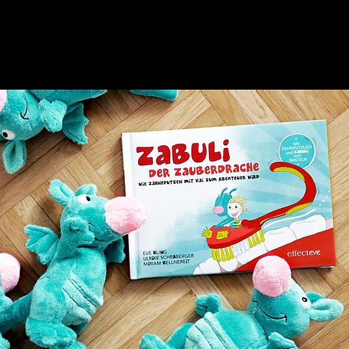 ZABULI-KOMBI (Kinderbuch + Stofftier)