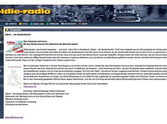 Web-Radio Oldie-Hessen in seiner Kinderecke