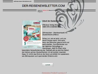 Rezension wellness news international