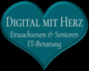 Logo Digital mit Herz