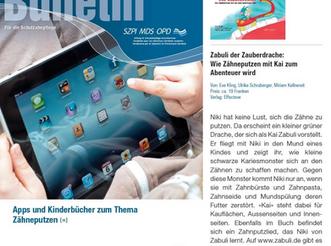 Bulletin Schulzahnpflege in der Schweiz
