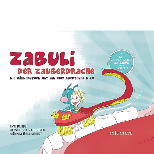 ZABULI KINDERBUCH (Zahnputz-Bilderbuch)