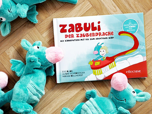 VORBESTELL-Preis: ZABULI-KOMBI (Kinderbuch + Stofftier)