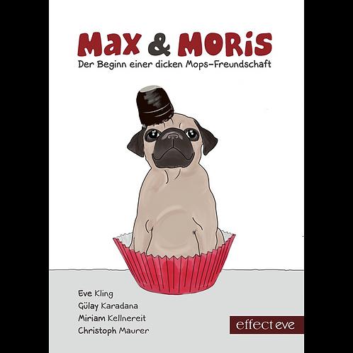 MAX & MORIS. Der Beginn einer dicken Mops-Freundschaft