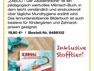 KinderDent Katalog 2019 Kinderzahnheilkunde