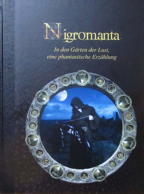 Nigromant Cover
