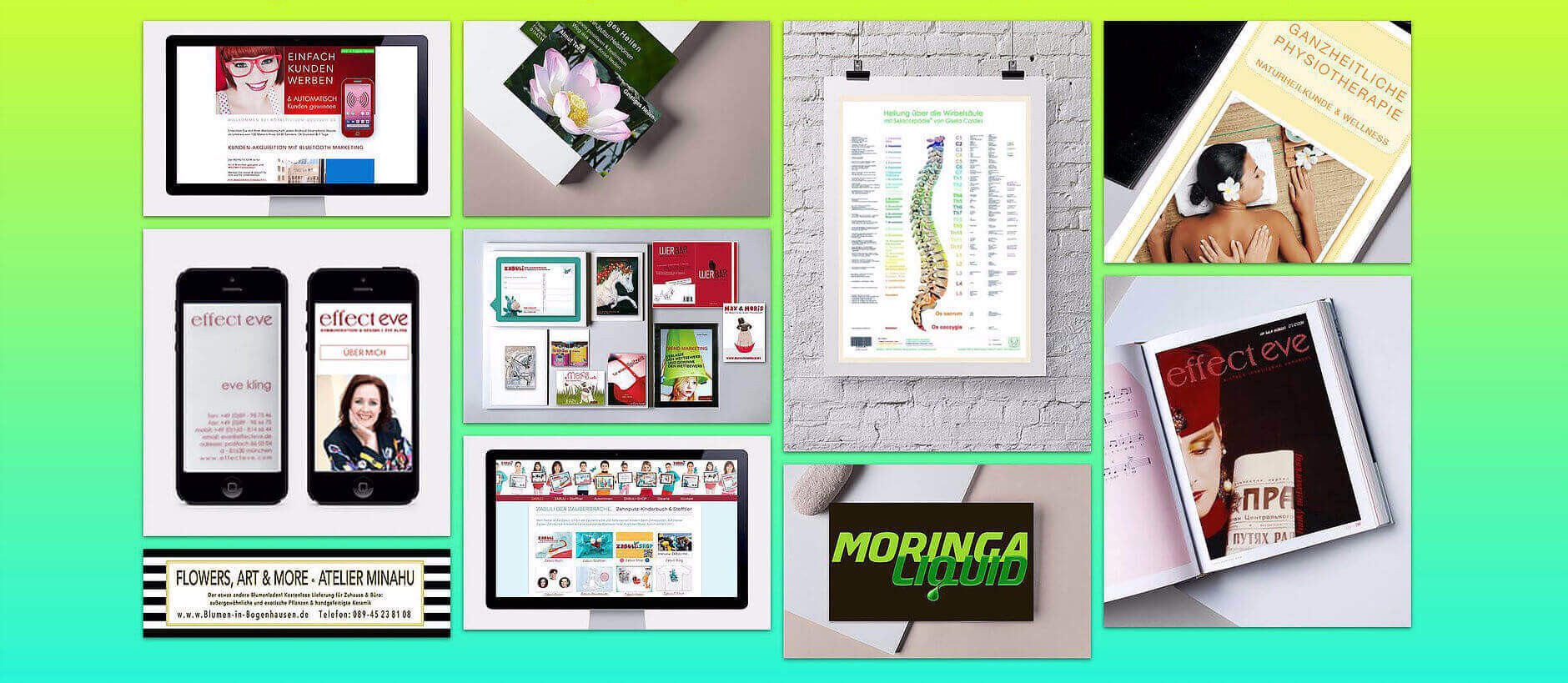 Kommunikations Design Effecteve Online Marketing München
