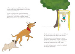Kinderbuch MAX & MORIS