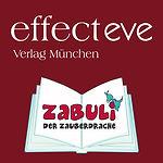 Logo Effecteve + Kinderzahnputzbuch Zabuli Zauberdrache