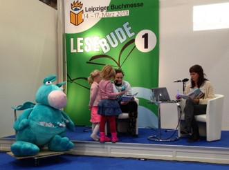 ZABULI-Lesung Leipziger Buchmesse 2013