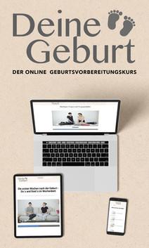 DEINE GEBURT - DerOnline Geburtsvorbereitungskurs