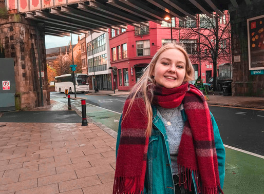 7 Questions with a Fashion Design Student: Megan Mustill