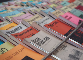 Leeds Lit Fest Review: 'An Introduction to Screenwriting' Workshop 04/03/20