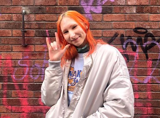 7 Questions with a Fashion Design Student: Anastasia Vikhoreva