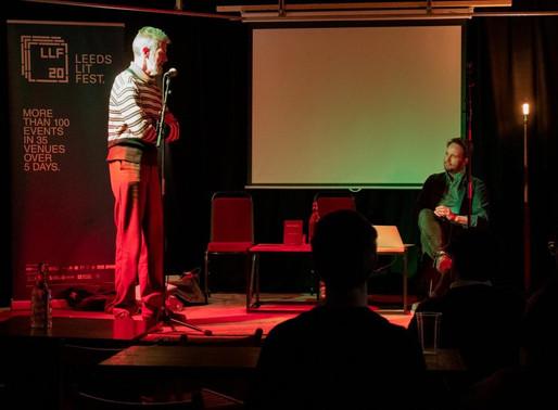 Volunteering in Hyde Park Book Club: Adam Mars Jones 04/03/20