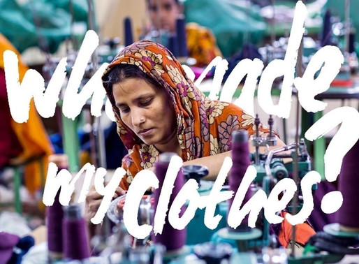 How Modern Slavery Has Made its Way into Our Clothes