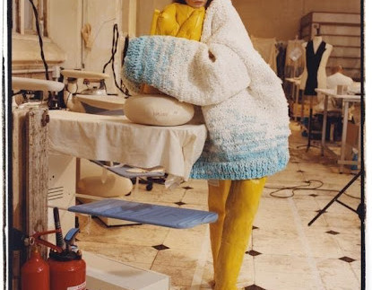 Galliano x Tomo Koizumi: Vogue's unlikely - but welcome - collaboration