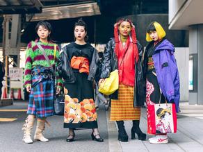 World Fashion: A Brief History of Tokyo Street Fashion