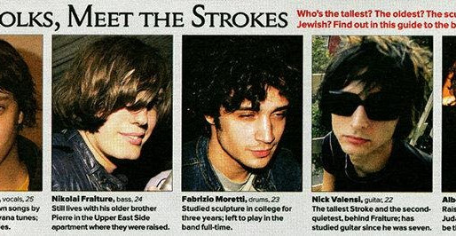The Revival of The Strokes: So You Thought Rock 'n' Roll Was Dead?