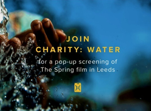 Charity: water 'Spring Screening'