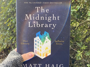 'The Midnight Library' by Matt Haig - a Review