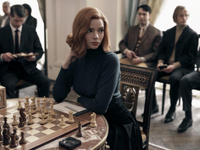 Checkmate: Why The Queen's Gambit Scored a Win