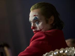 Joker directed by Todd Phillips, starring Joaquin Phoenix