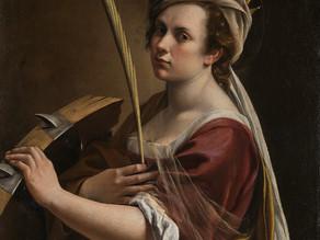 Artemisia Gentileschi – from Pity to Pittora