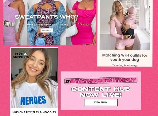 Fashion Brands Capitalising on Lockdown