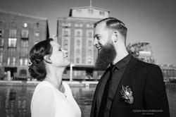 Hochzeitshooting am Hafen