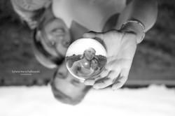Lensball Portrait
