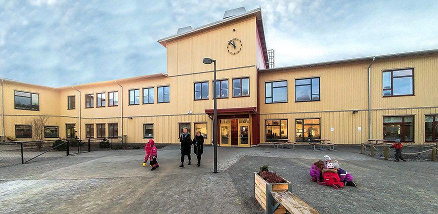 RWS Järvastadens Skola Förskola och Sporthall