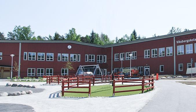 Viksbergskolan, Södertälje