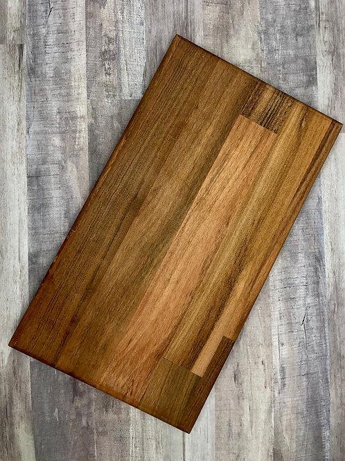 Charcuterie wood cutting board