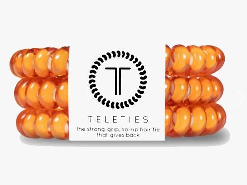 Teleties (Orange Spice) Large