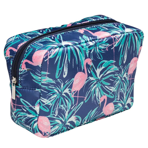 Hampton Cosmetic Bag Flamingo