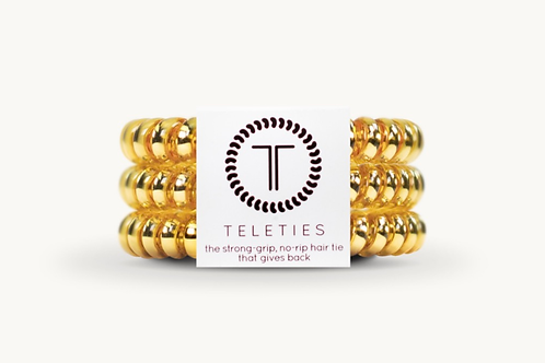 Teleties (Sunset Gold) Small