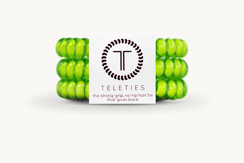 Teleties (Lime) Small