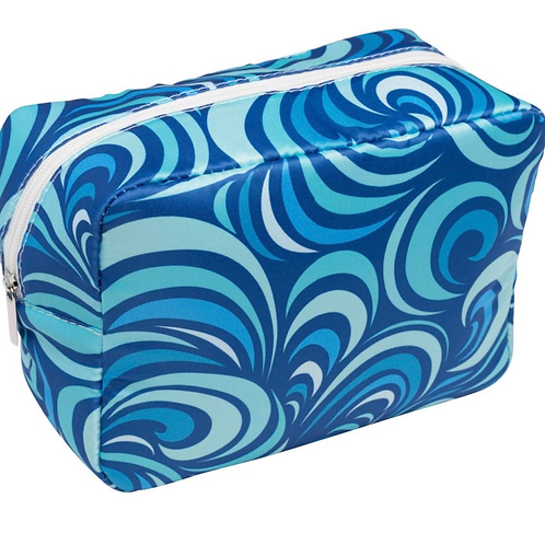 Hampton Cosmetic Bag Blue