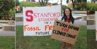 Fossil Free Stanford's Open Letter to President Faust. Solidarity from Stanford! Thanks for the supp