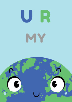 u r my world