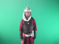 """Stan (le sultan Kiliç Arslan) dans """"Confessions d'histoires"""" d'Ugo Bimar"""