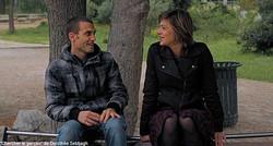 """Stan (Christophe) et Sophie Cattani (Emilie) dans """"Chercher le garçon"""" de Dorothée Sebbagh"""
