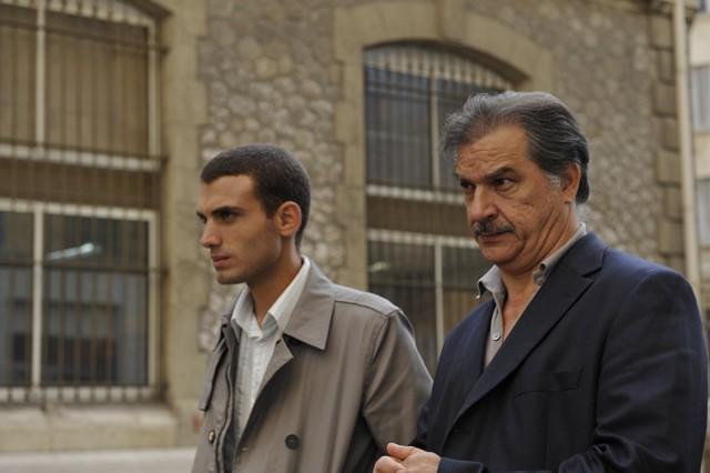 """Stan et Gérard Meylan dans """"Le débarcadère des anges"""" de Brigitte Roüan"""