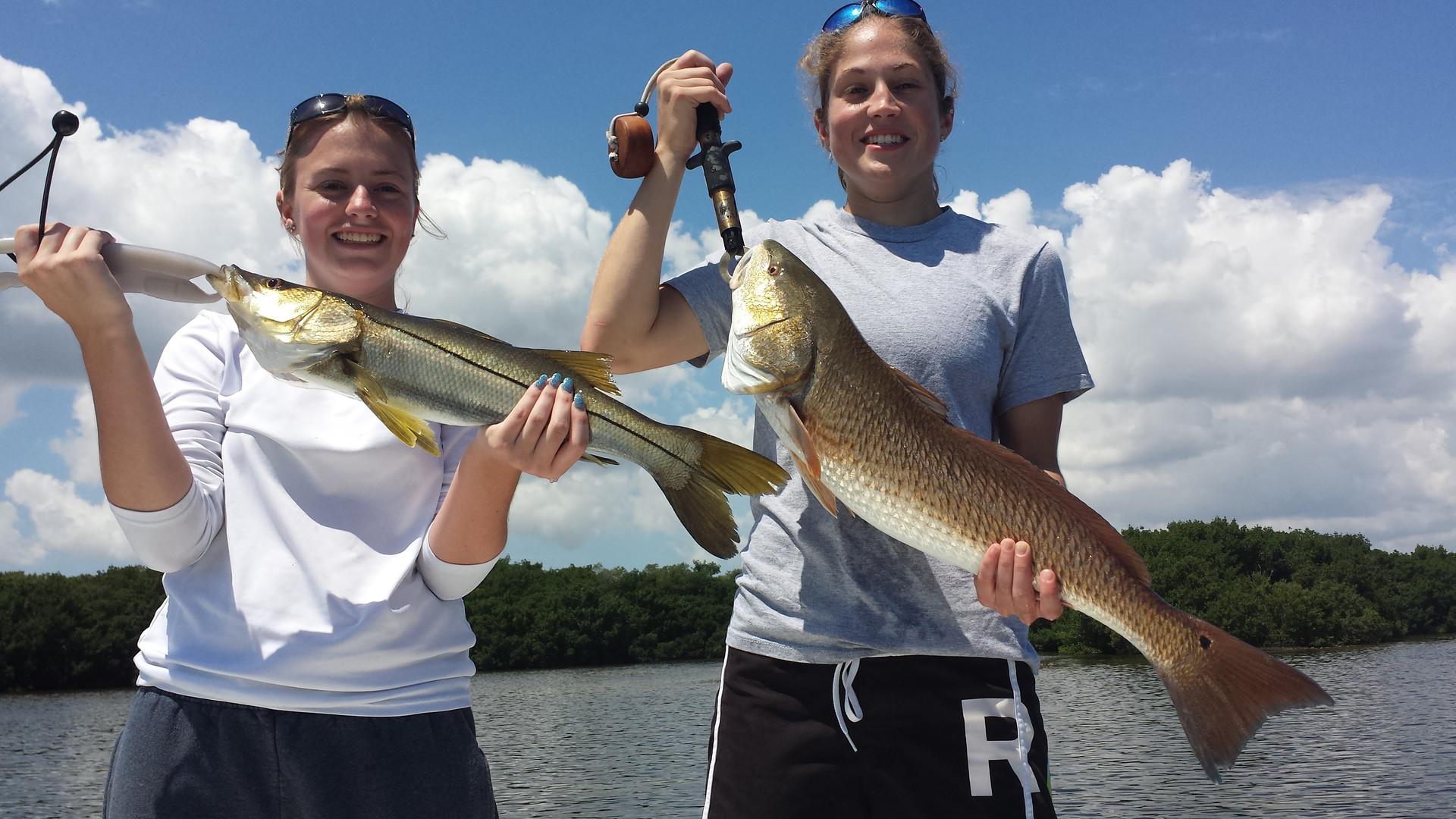 Tampa Florida Fishing