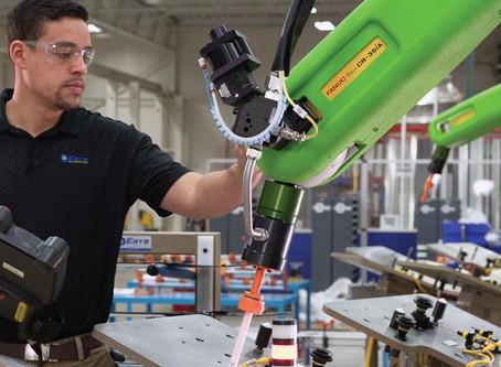 'Cobot' หุ่นยนต์ในโรงงานอุตสาหกรรมที่ช่วยให้มนุษย์ทำงานง่ายขึ้น