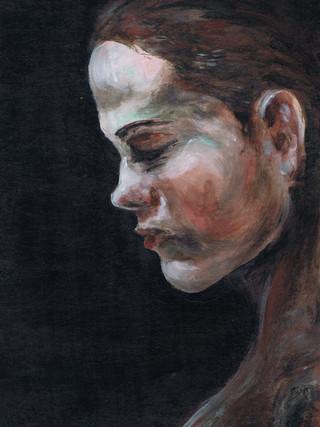 Mädchen - nach Renoir