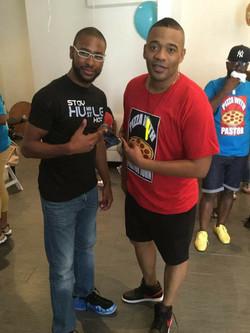 DJ So Fresssh & Pastor John McArthur