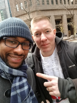 Tommy from the hit show 'POWER'